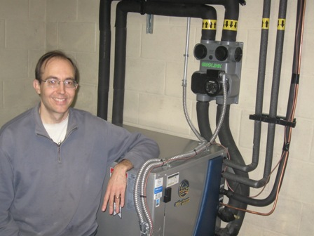 Mike by the WaterFurnace